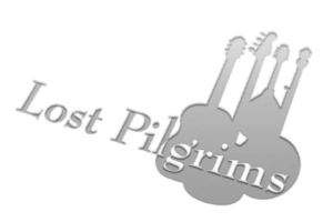 Lost Pilgrims Logo Embossed